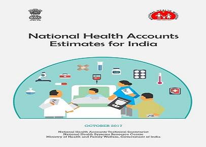 National Health Accounts Estimates for India 2014-15